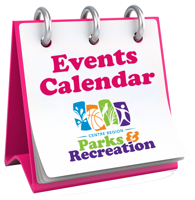 Events Calendar - Centre Region Parks & Recreation