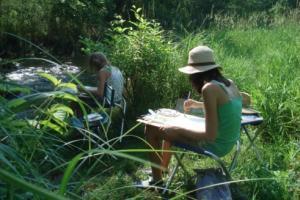 Wonders of Nature Art Camp