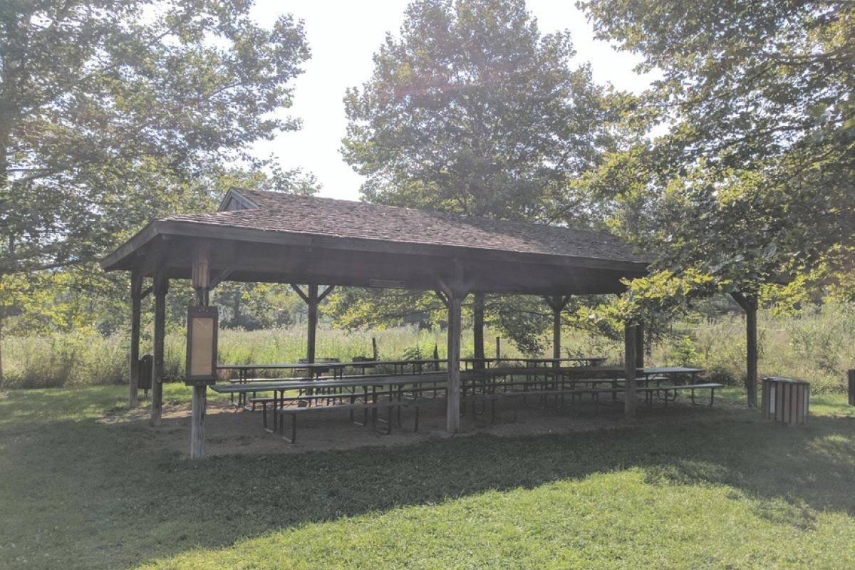 Marsh Pavilion