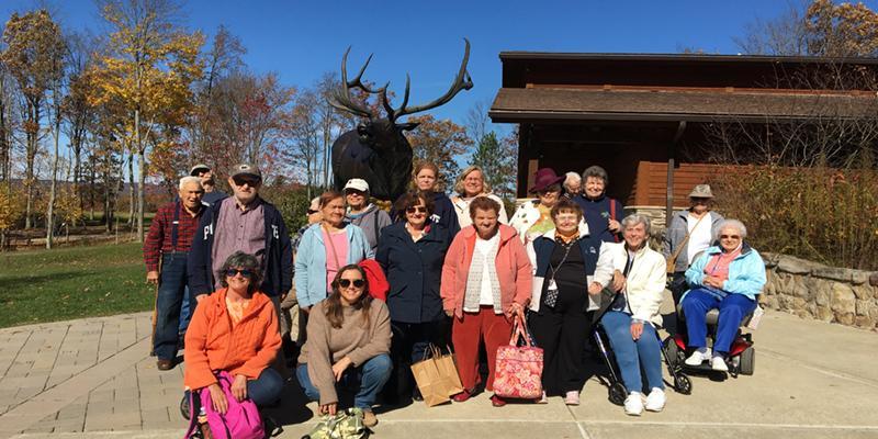 Benzette Elk Country Visitor Center