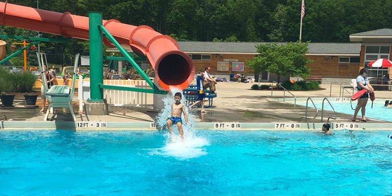 Aquatics Centre Region Parks Recreation