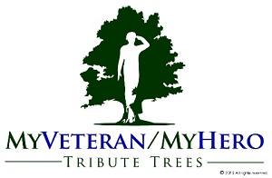 My Hero My Veteran Logo